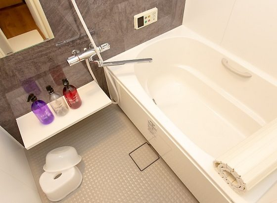 京町家ちよせ 浴室