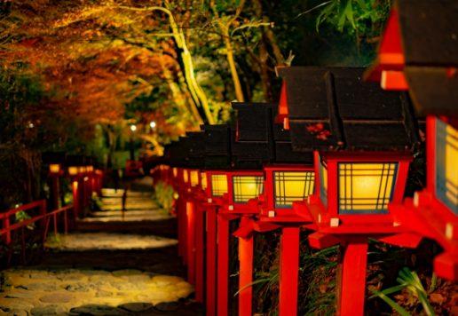 京町家ちよせ 貴船神社