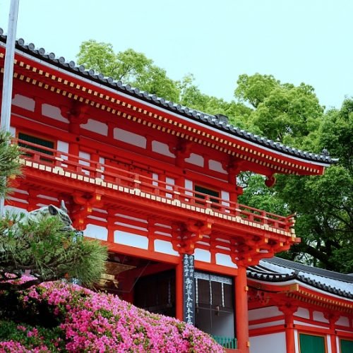 京町家ちよせ 八坂神社